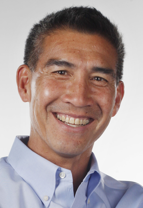 Mike Jung, president and publisher of the Idaho Statesman