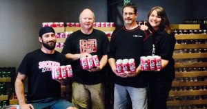Sockeye's IPA cans are a few shades lighter for October