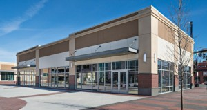 Nampa Library Square includes nearly 13,000 square feet of commercial space. Photo courtesy of Gardner Company.