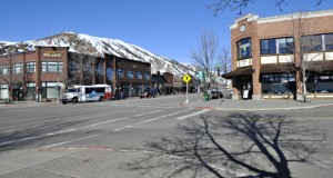 Downtown Hailey. File photo by Roland Lane.
