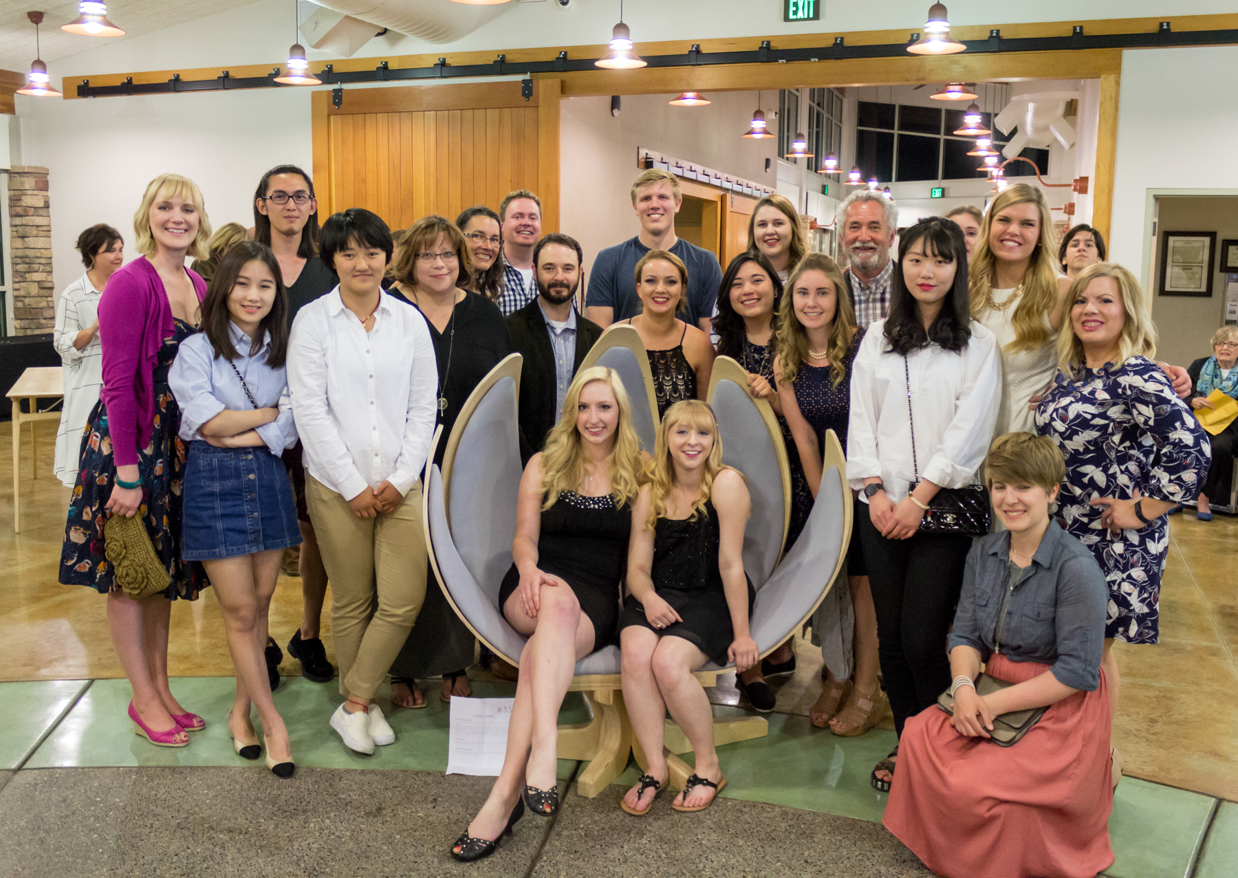 Photo by Brian Rich  sc 1 st  Idaho Business Review & Chair Affair furniture design competition brings in more than 40 ...