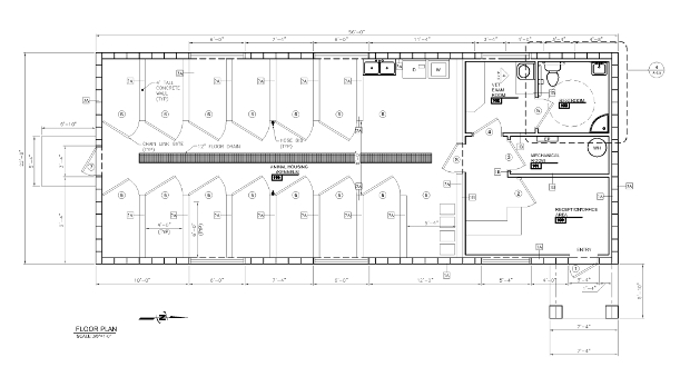 Gooding To Build Its First Animal Shelter