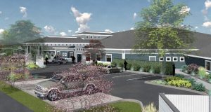 Aspen Valley Senior Living will be a Harris Ranch assisted living and memory care home. Image courtesy of Design Resource Architects.