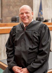Justice G. Richard Bevan